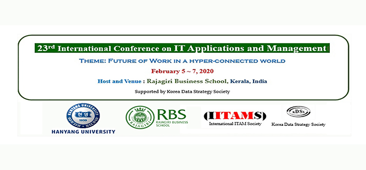 23rd International Conference on IT Applications and Management