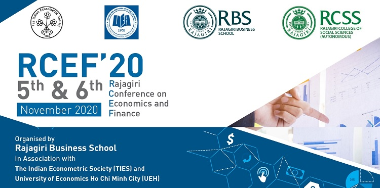 RCEF 2020: 2nd Rajagiri Conference on Economics and Finance