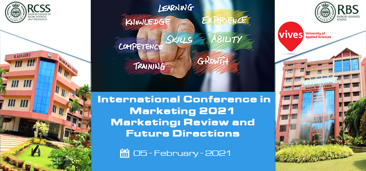 National Conference in Marketing 2021 Marketing: Review and Future Directions
