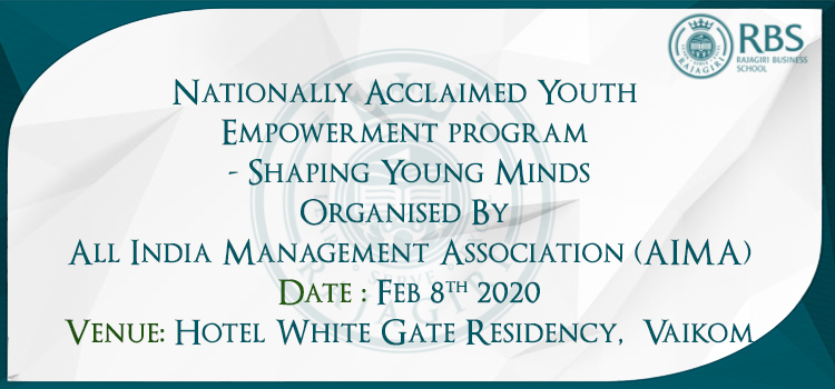 Nationally Acclaimed Youth Empowerment program