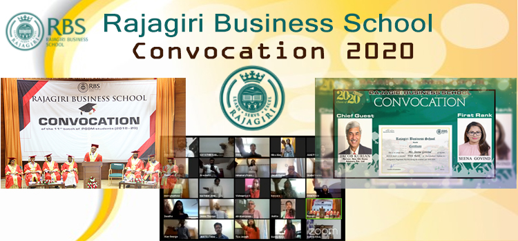 The 11th convocation of Rajagiri Business School