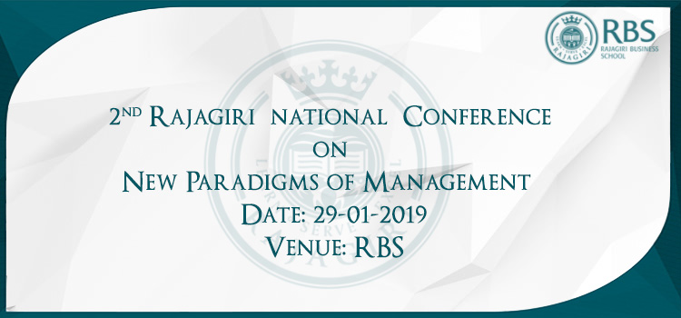 2nd Rajagiri National Conference
