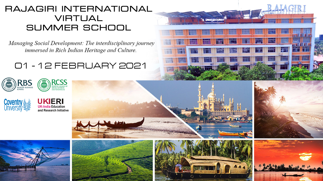 RAJAGIRI INTERNATIONAL VIRTUAL SUMMER SCHOOL